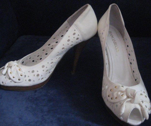 Кожаные туфельки. Фото 3. Малаховка.