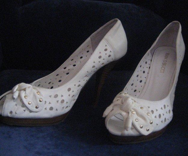 Кожаные туфельки. Фото 4. Малаховка.