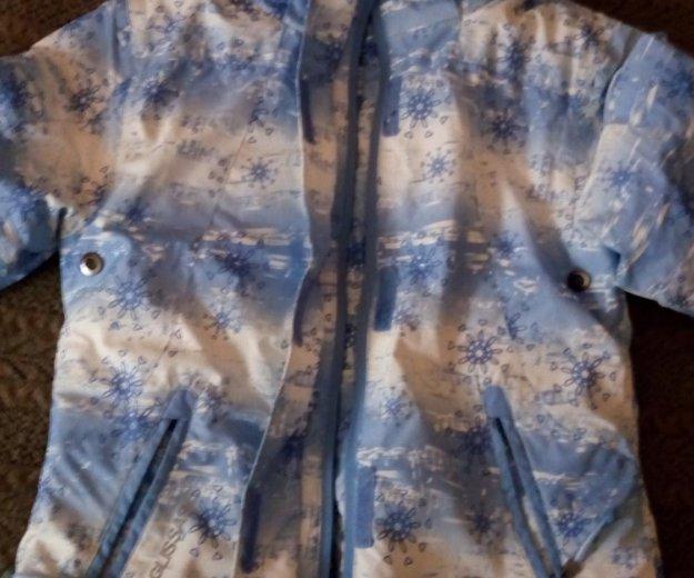 Куртка (зима) для девочки 6-8лет. Фото 2. Владимир.