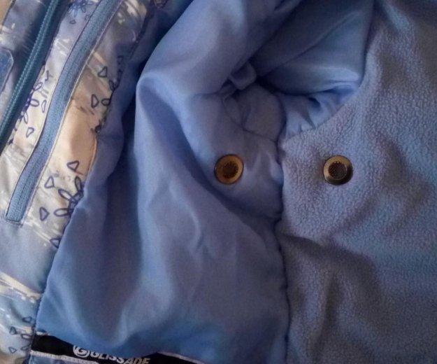 Куртка (зима) для девочки 6-8лет. Фото 3. Владимир.