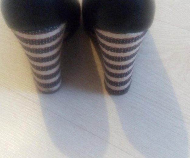Туфли 36 размер. Фото 1. Тюмень.