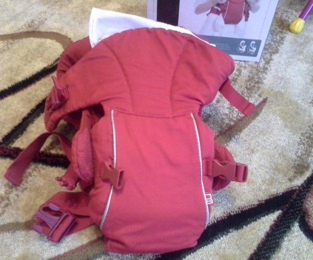 Рюкзак-кенгуру 0+ до 10 кг. Фото 1. Москва.