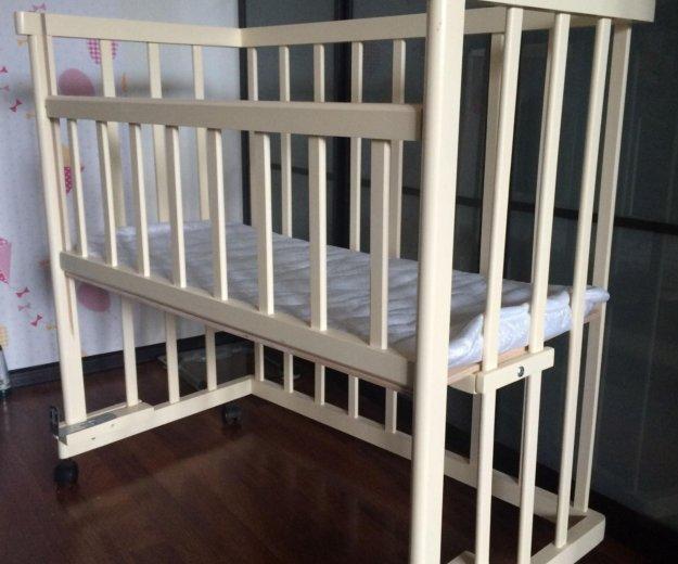 Приставная кроватка кроха. Фото 3. Подольск.