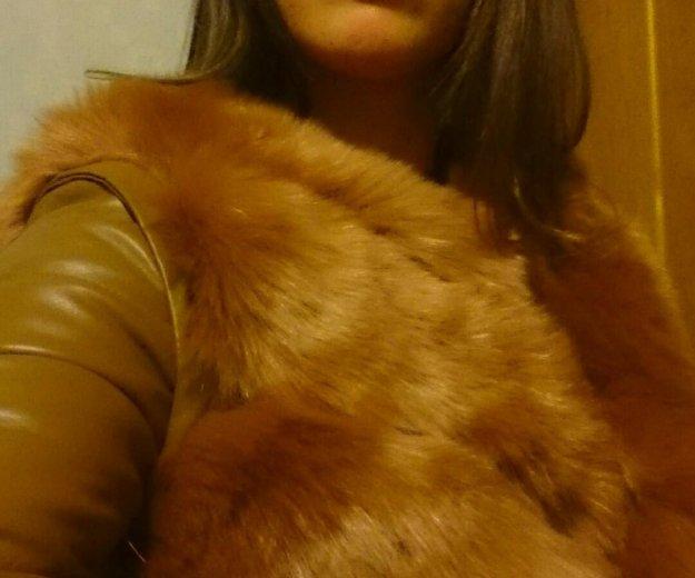 Меховая куртка. Фото 1. Москва.