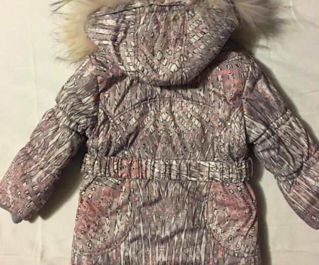 Костюм зимний натуральный с двумя штанами. Фото 3. Самара.