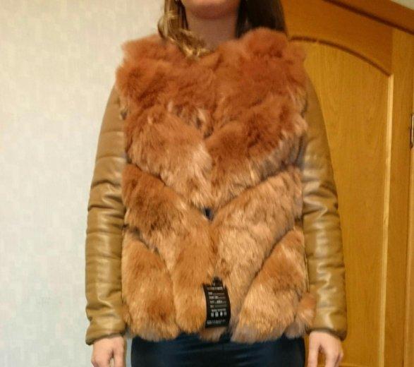 Меховая куртка. Фото 3. Москва.