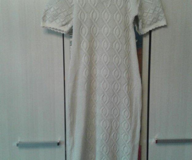 Платье бежевый 48размер. Фото 1. Волгоград.