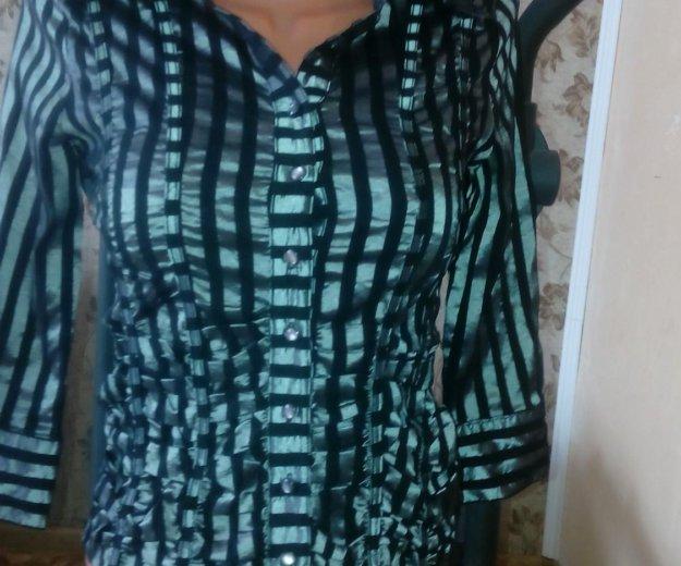 Блуза фирменная. Фото 1. Курган.