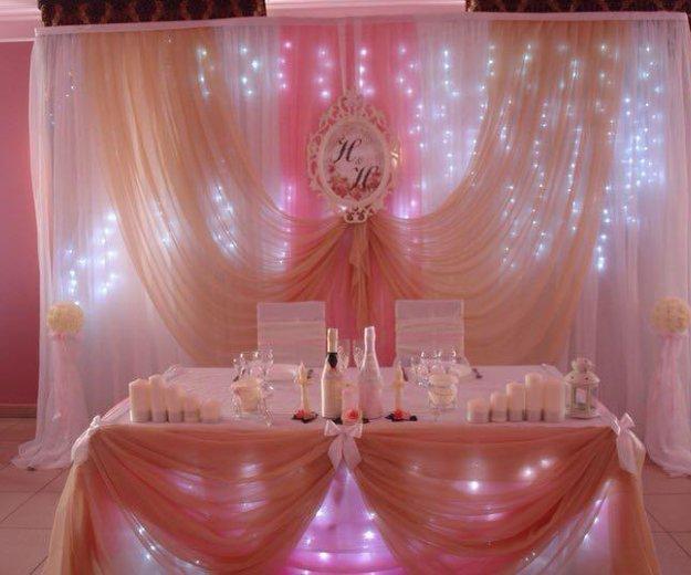 Свадебное оформление. тамада. Фото 1. Чебоксары.