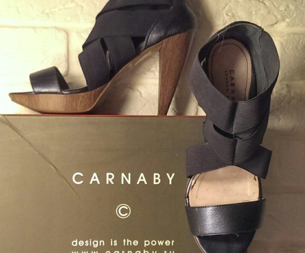 Продаю туфли женские carnaby. Фото 1. Владимир.
