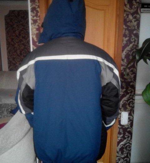 Куртка зимняя лыжная. Фото 2. Омск.