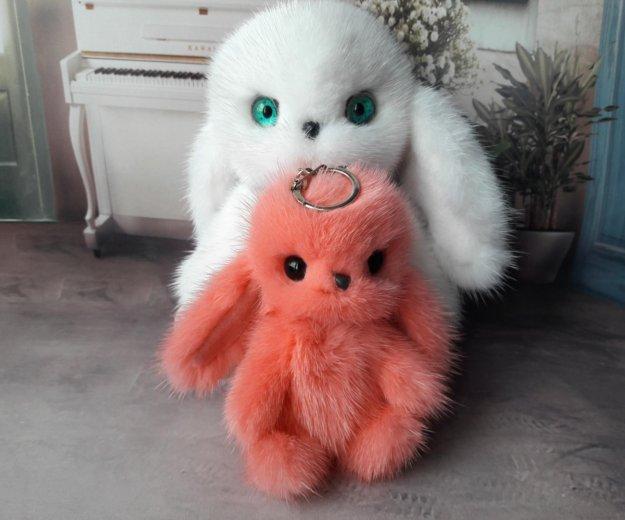 Игрушки из натурального меха. Фото 3. Москва.