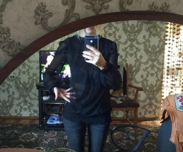 Шифоновая блузка. Фото 1. Сочи.