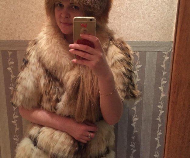 Полушубок из меха енота. Фото 4. Санкт-Петербург.