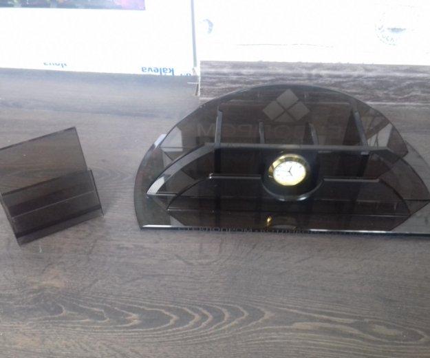 Подставка - органайзер для канцелярии. Фото 1.