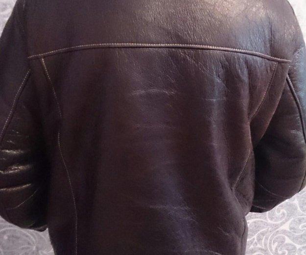 Дубленка мужская 54 размер. Фото 2. Долгопрудный.