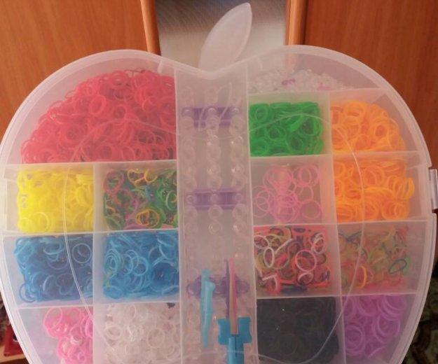 Резинки для плетения. Фото 1.