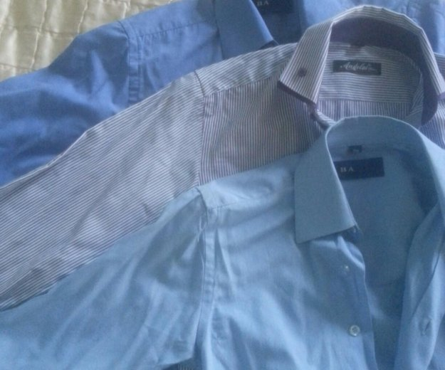 Три рубашки. Фото 2. Красноярск.