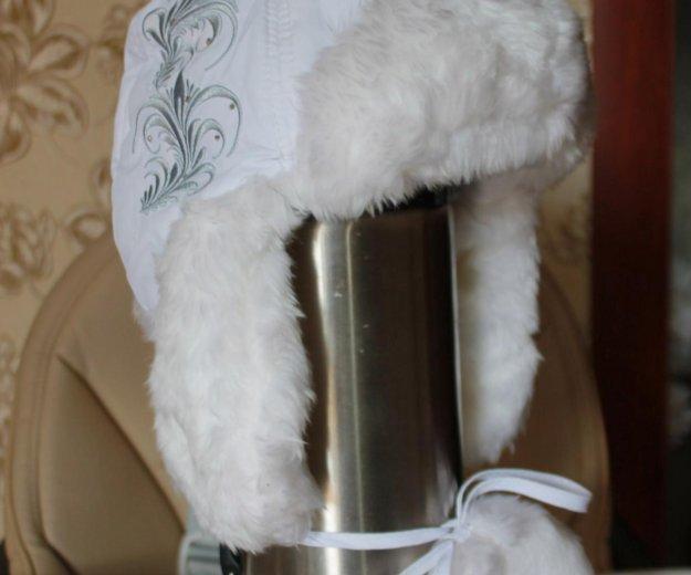 Новая зимняя шапка lummie р 50. Фото 2. Санкт-Петербург.