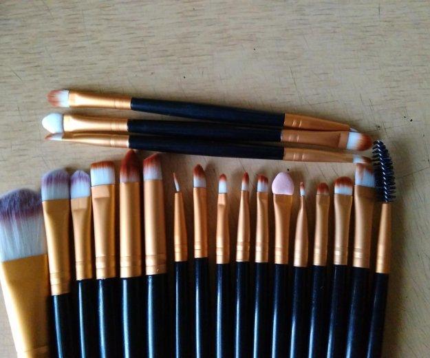 Кисти для макияжа. Фото 3. Томск.