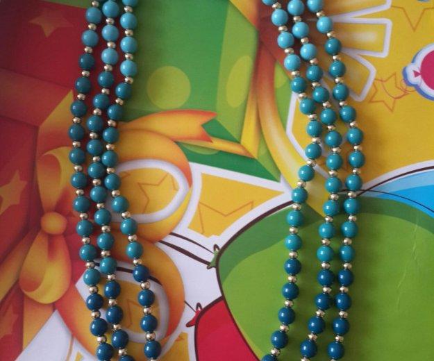"""Ожерелье """"бирюзовая волна"""". Фото 1. Уссурийск."""