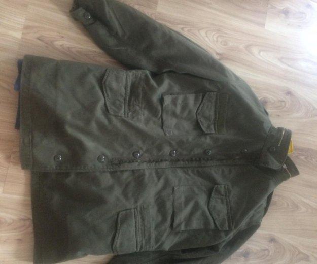 Куртка м-65. Фото 2. Карпинск.