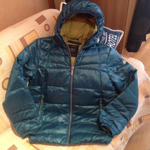 Calvin  klein куртка новая на пуху 46-48 р. Фото 1. Москва.