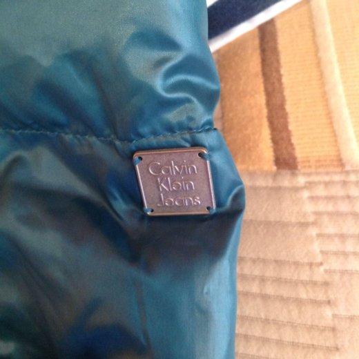 Calvin  klein куртка новая на пуху 46-48 р. Фото 3. Москва.