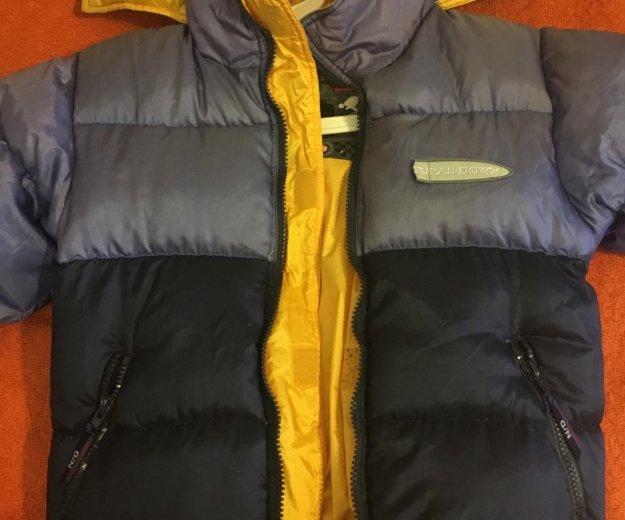 Куртка зимняя пуховик размер 40-42. Фото 1. Москва.