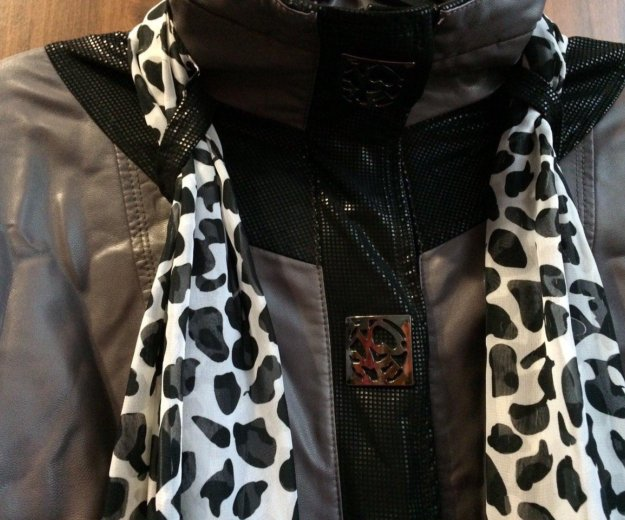 Кожанная куртка. Фото 2. Канск.