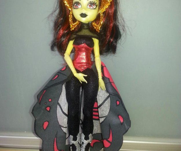 Куколка monster high. Фото 1. Сочи.