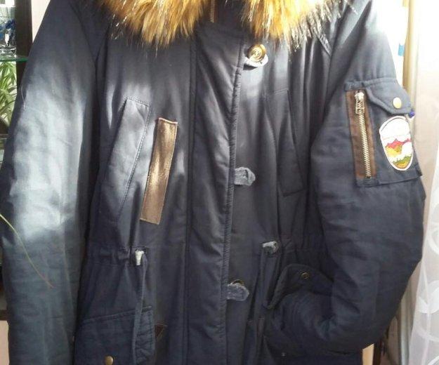 Куртка-парка. Фото 1.