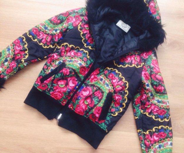 Куртка,на  синтепоне,размер s-m. Фото 3. Краснодар.