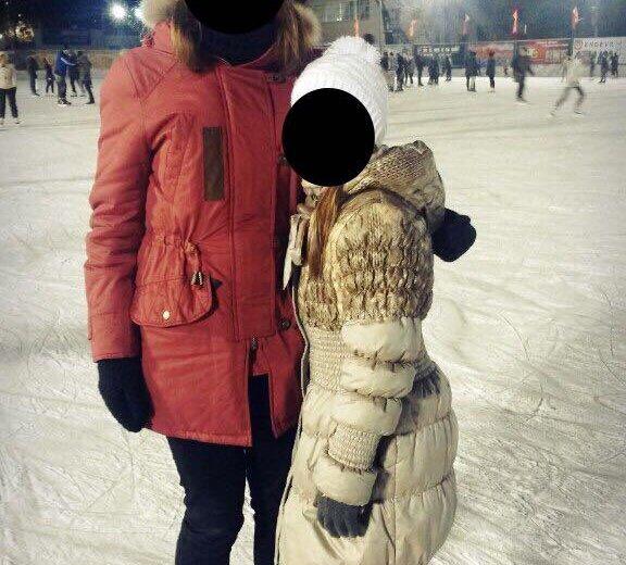 Парка зимняя на меху. Фото 2. Лобня.