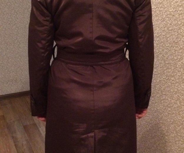 Куртка-плащ женская. Фото 2. Набережные Челны.