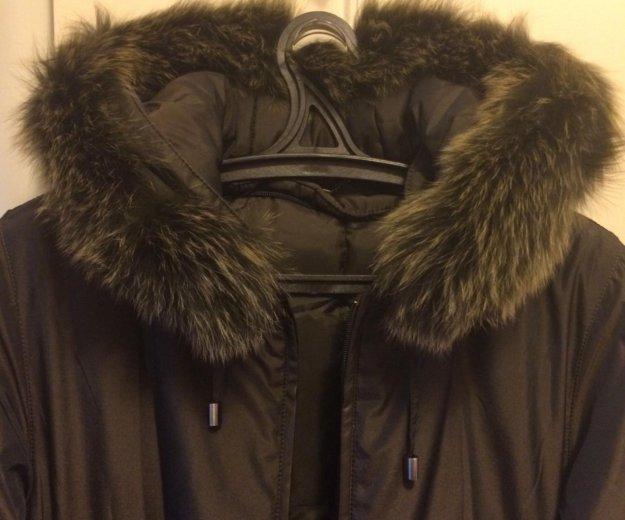Зимняя куртка 48 размер. Фото 1. Пермь.