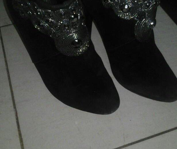 Ботинки осенние. Фото 1. Лермонтов.
