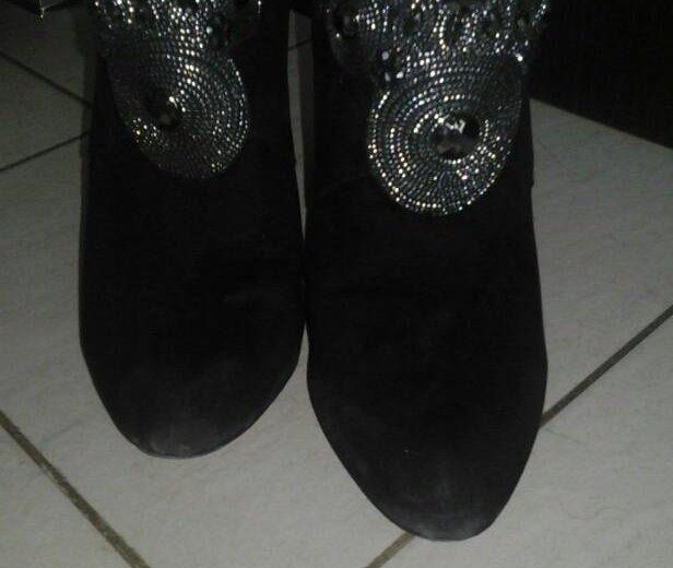 Ботинки осенние. Фото 3. Лермонтов.