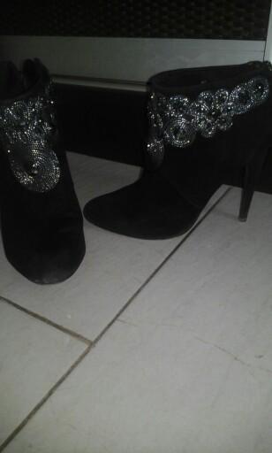 Ботинки осенние. Фото 4. Лермонтов.