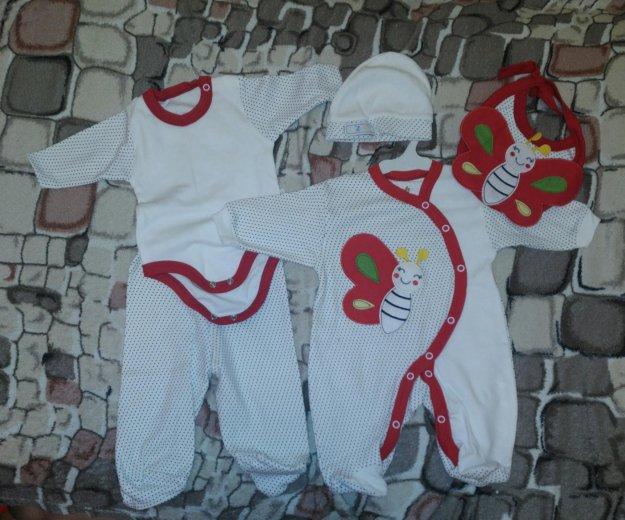 Продаются новые детские костюмчики и сарафан. Фото 2. Екатеринбург.