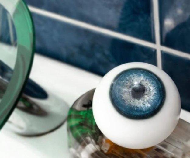 """Мыло """"глаз"""". Фото 1. Узловая."""
