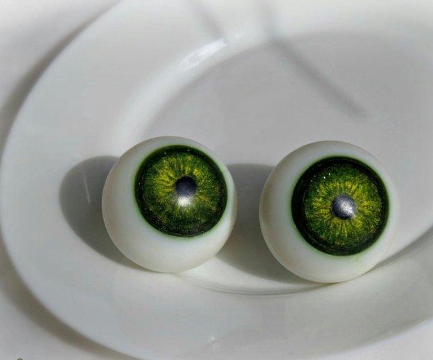 """Мыло """"глаз"""". Фото 2. Узловая."""