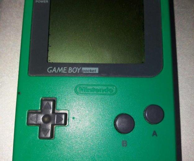 Game boy pocket mgb 001. Фото 1.