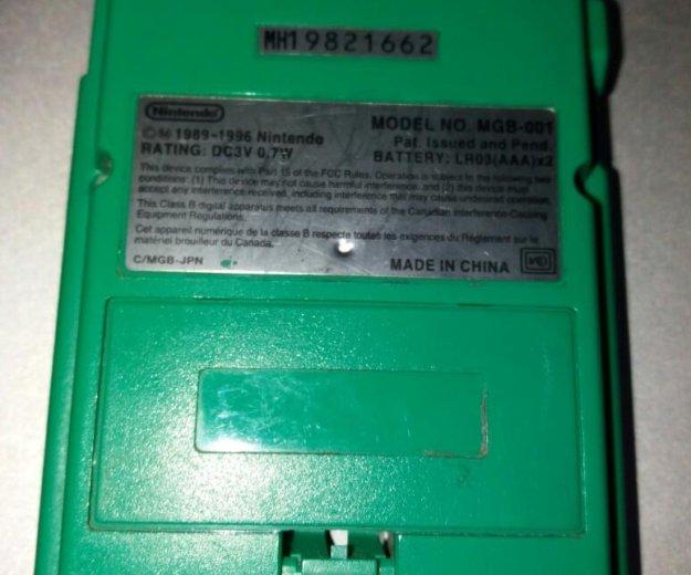 Game boy pocket mgb 001. Фото 2.