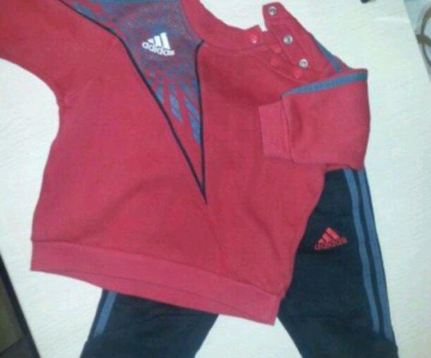 Спортивный костюм adidas. Фото 1. Челябинск.