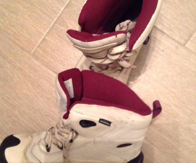 Зимние мембранные ботинки columbia. Фото 3. Санкт-Петербург.