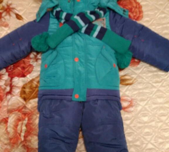 Новый зимний костюм на мальчика. Фото 1. Тобольск.