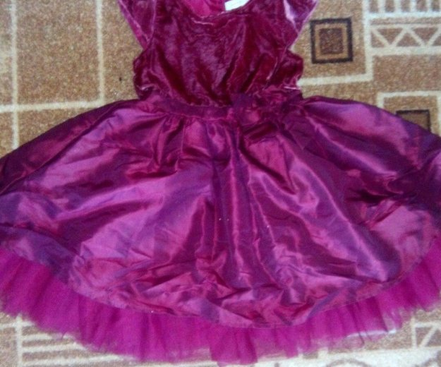 Платье. Фото 1. Слободской.