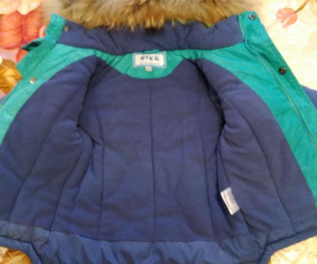 Новый зимний костюм на мальчика. Фото 2. Тобольск.