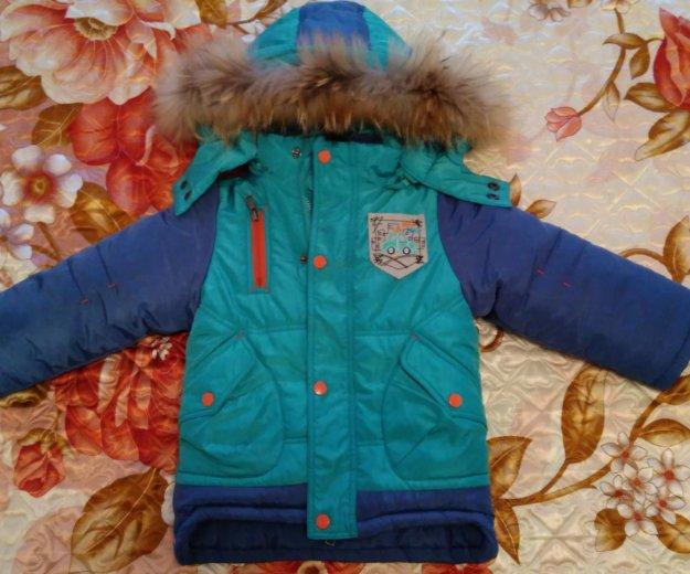Новый зимний костюм на мальчика. Фото 3. Тобольск.